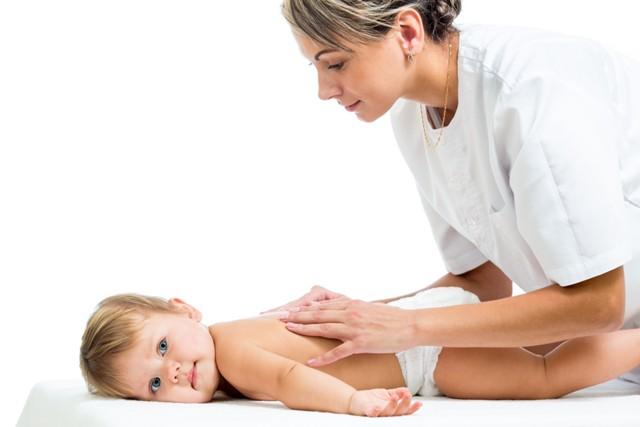 עיסוי תינוקות חוויה מהנה להורה ולתינוק