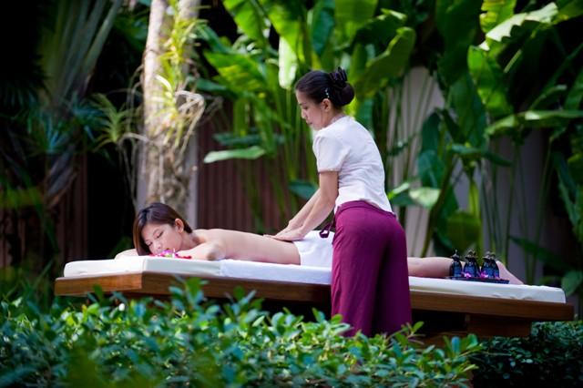 עיסוי תאילנדי לבריאות הגוף ולשלוות הנפש